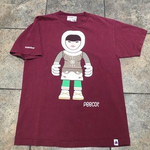 Kidrobot x Barney's New York T-Shirt Size Medium